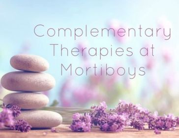 Complementary therapies at Mortiboys